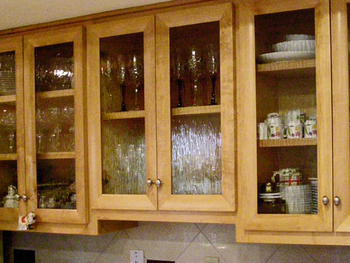 Glass Cupboards