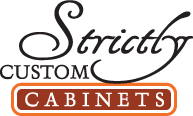 Strictly Custom Cabinets Logo